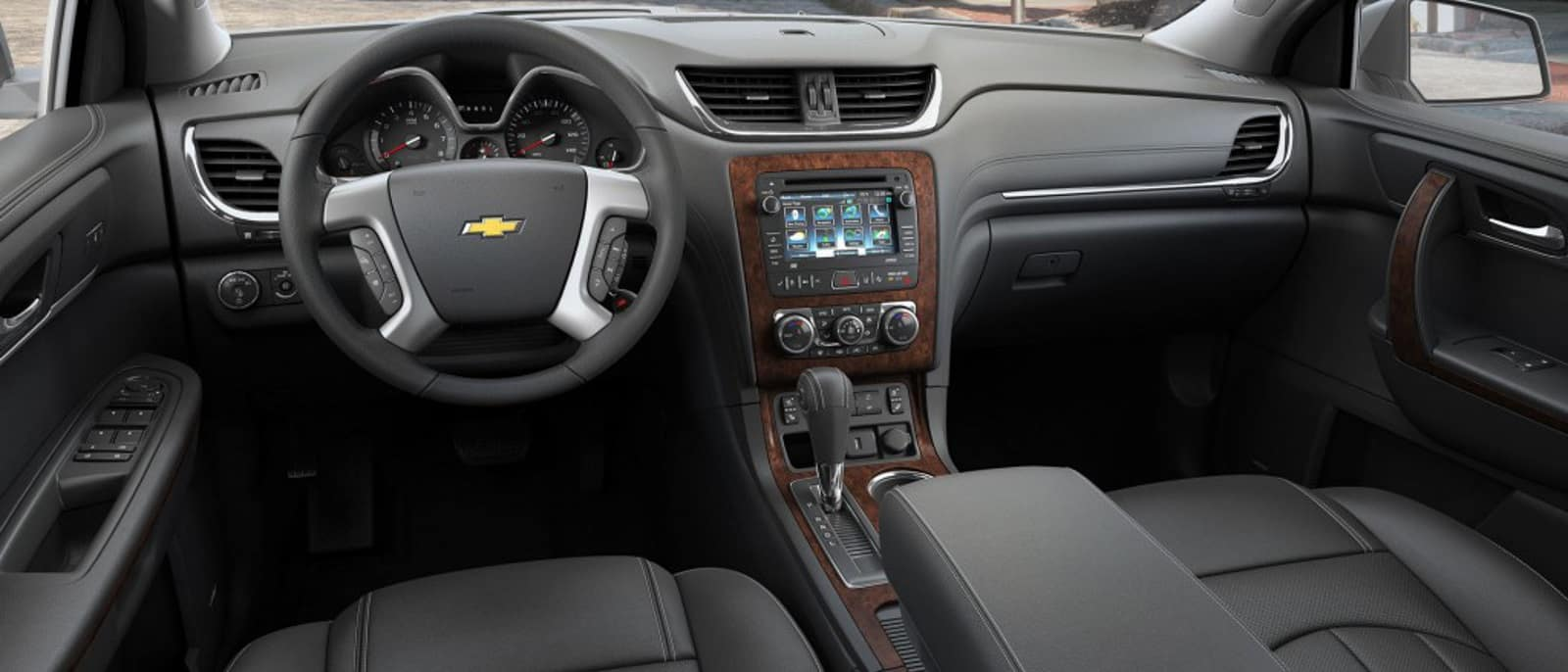 2015 Chevrolet Traverse S Elgin Schaumburg Biggers Chevy