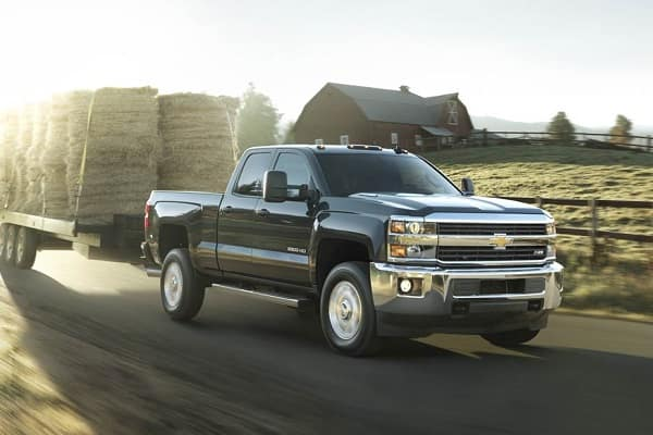 Chevy 3500 Dually Towing Capacity >> The Chevy Silverado 2500hd And 3500hd Towing Capacities