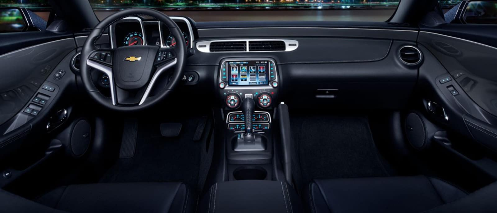 ... 2015 Chevrolet Camaro Interior ... Design Ideas
