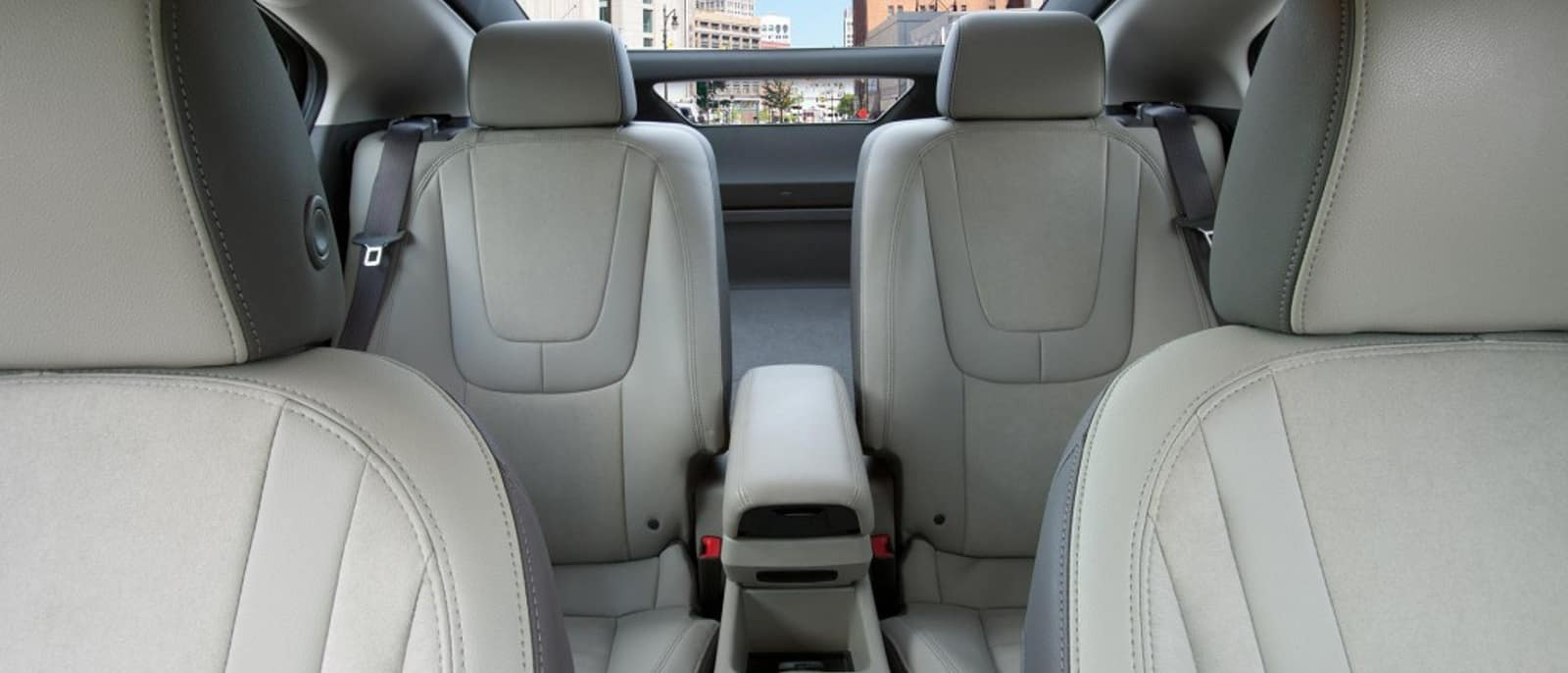 2015 Chevy Volt Interior