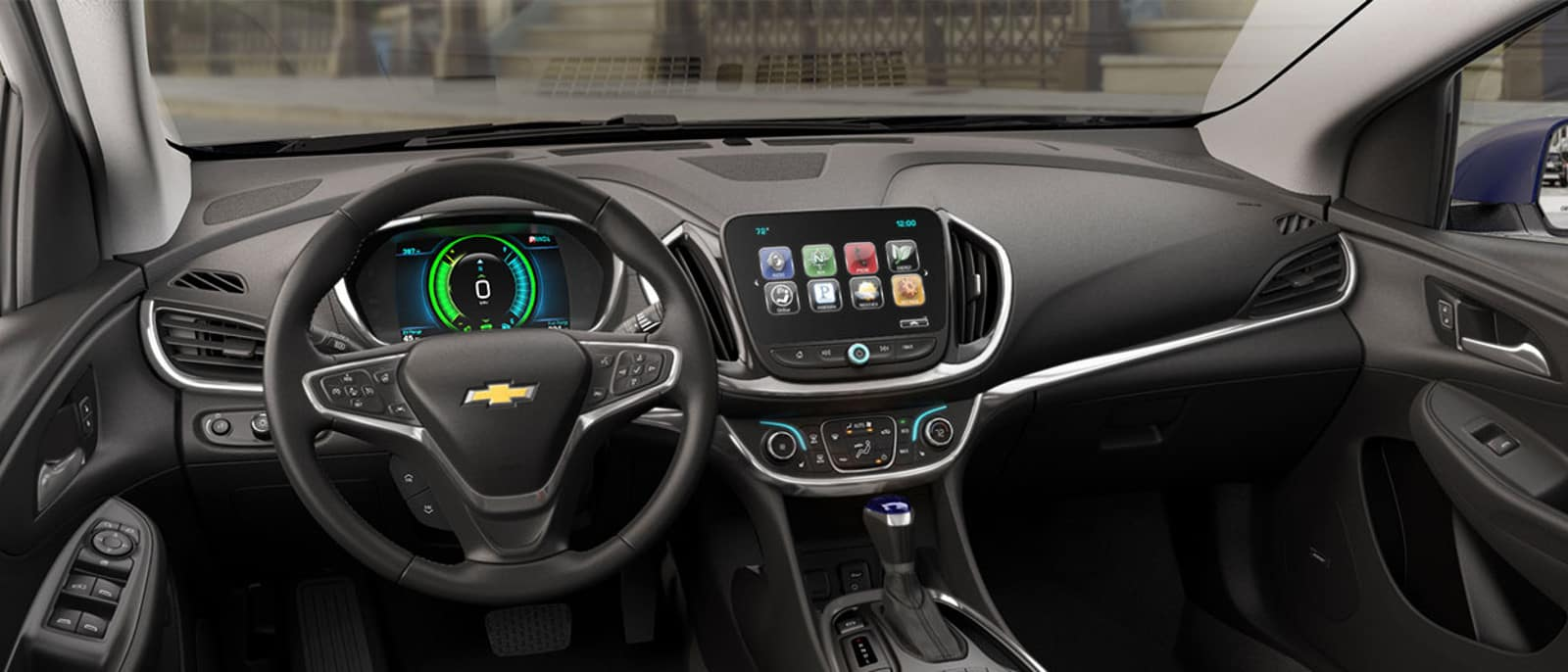 2016 Chevrolet Volt Interior ...
