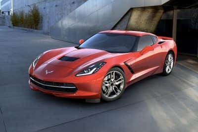 2016 corvette red