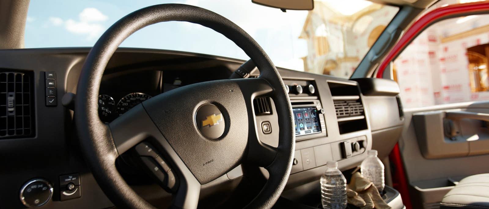 2016 Chevrolet Express Interior Cabin