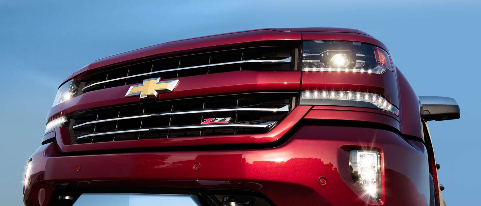 2017 Chevrolet Silverado 1500 exterior