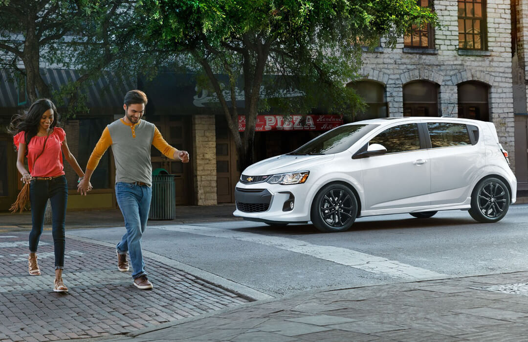 Lets Compare The Chevy Spark Vs Chevy Sonic To Find Your New Car