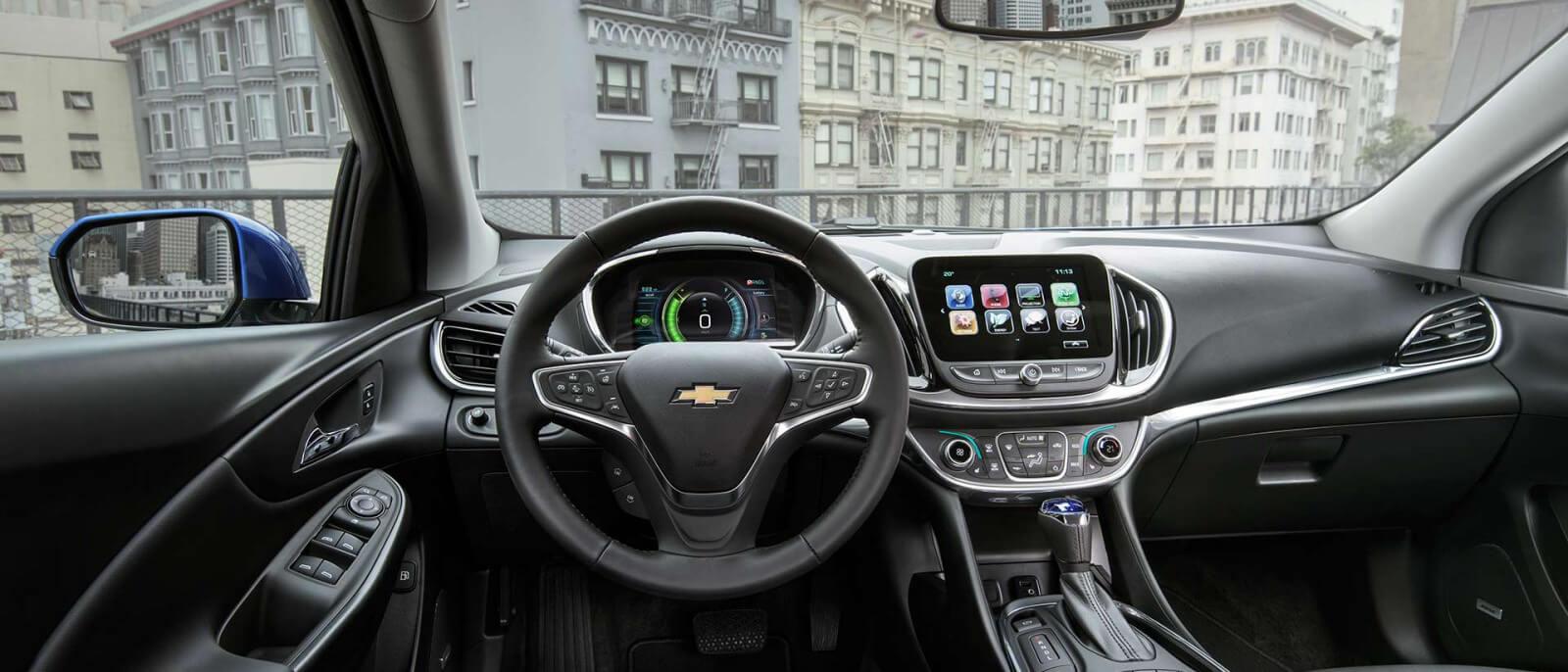 2017 Chevrolet Volt Interior Dashboard