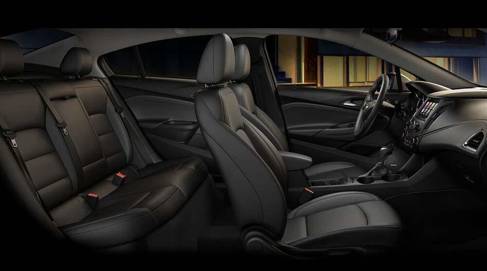 2017 Chevy Cruze Sedan Premier Interior Gallery5