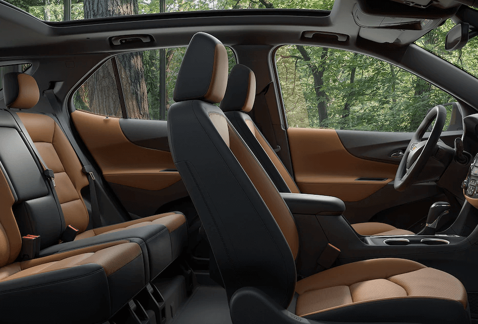 2018 Chevrolet Equinox Information | Biggers Chevrolet