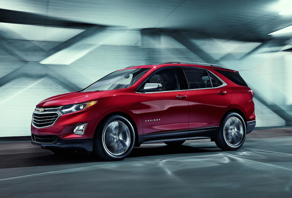 2018 Chevy Equinox