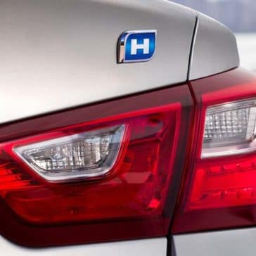 2018 Chevrolet Malibu tail light