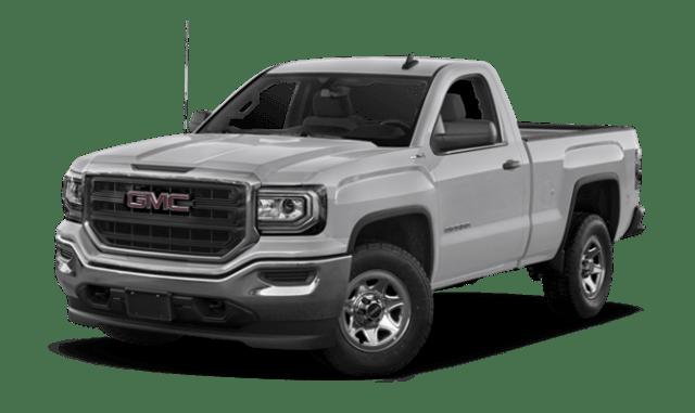 2018 GMC SIerra 1500 compare
