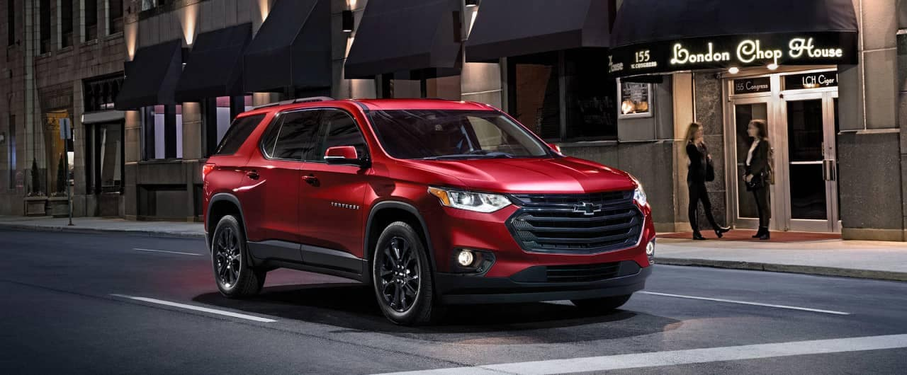 video review not makeover chevys traverse first drive chevrolet reviewed img extreme reviews so