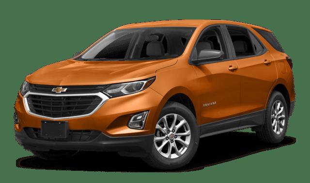 2018 Chevrolet Equinox LS 1S