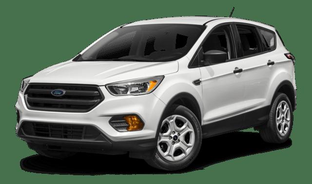2018 Ford Escape S comp
