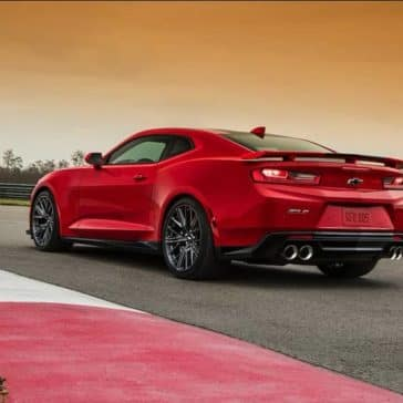 2018 Chevrolet Camaro Model Information | Biggers Chevrolet