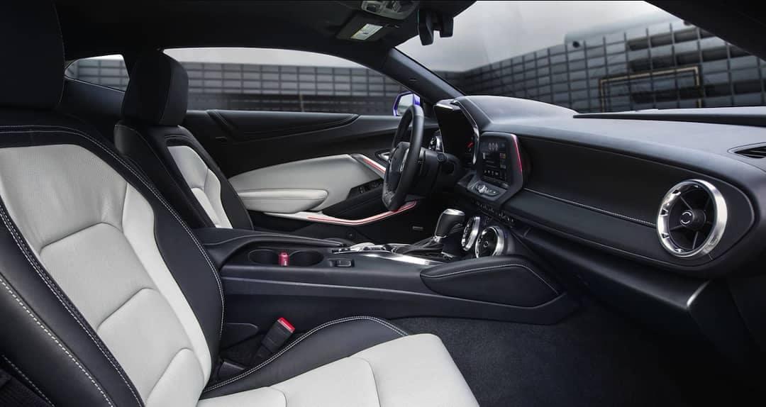 2018 Chevrolet Camaro Interior Cabin