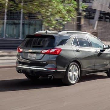 2019 Chevrolet Equinox rear exterior