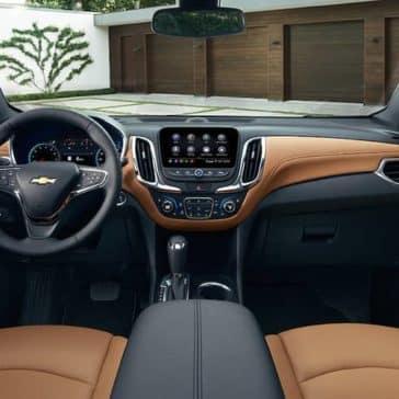 2019 Chevrolet Equinox dashboard