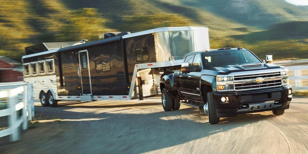 Chevy Truck Towing Specs | Biggers Chevrolet in Elgin, IL
