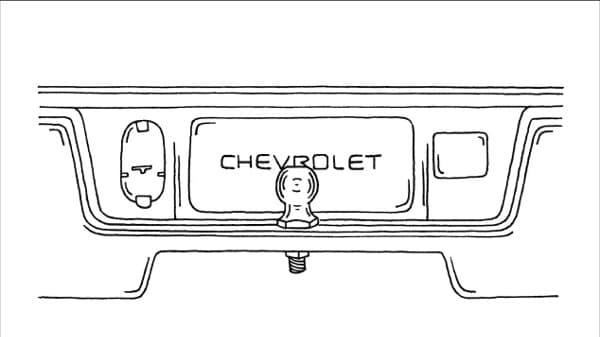 chevrolet trailering hitch