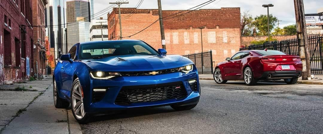 How Much Is A Camaro Monthly Payment Biggers Chevrolet