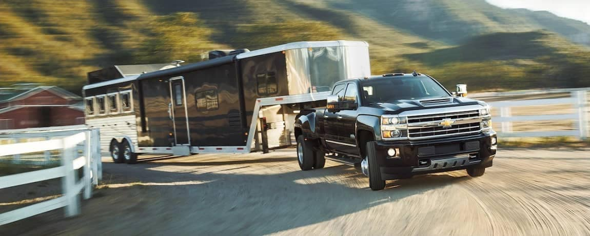 Towing and Hauling Capacity | Chevy Truck Specs | Biggers
