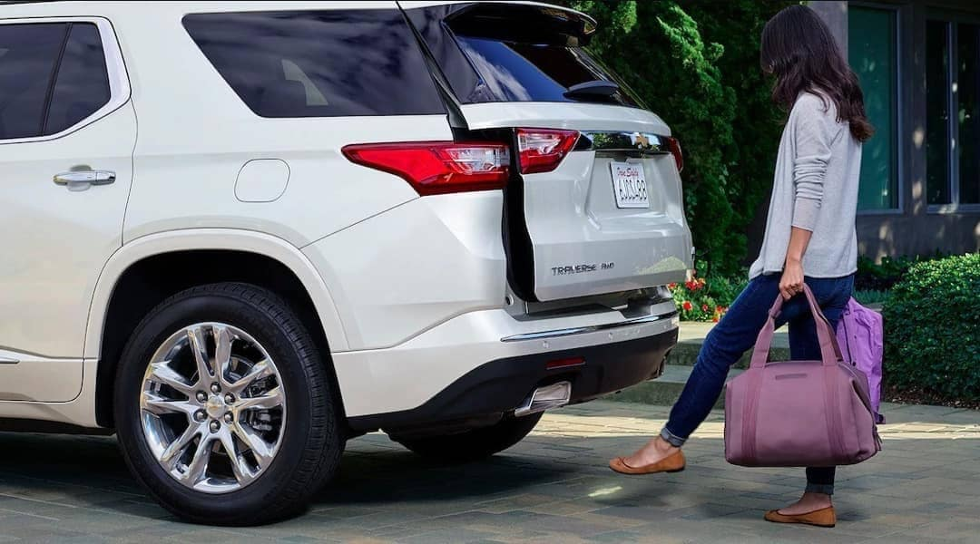 power liftgate for 2019 Chevrolet Traverse