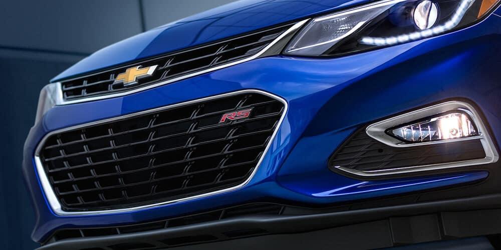 2019 Chevrolet Cruze Front Exterior