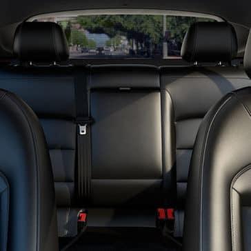 2019 Chevrolet Cruze Interior Black Leather Seats