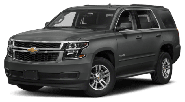 2019 Chevrolet Tahoe Gray
