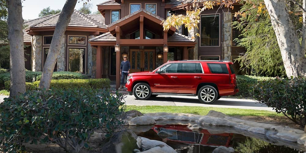 2019 Chevrolet Tahoe Safety Features | Tahoe Safety Rating