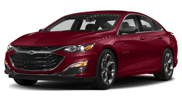 2019 Chevy Impala Red Exterior