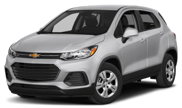 2019 Chevy Trax in White