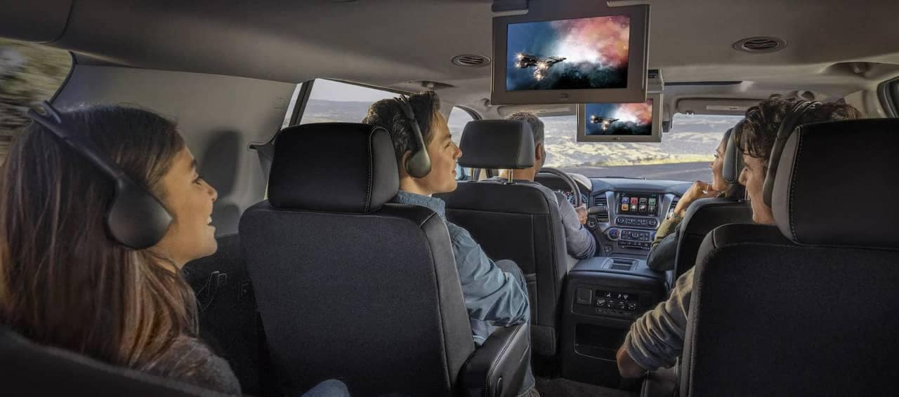 Explore the 2019 Chevy Tahoe Interior | Biggers Chevrolet