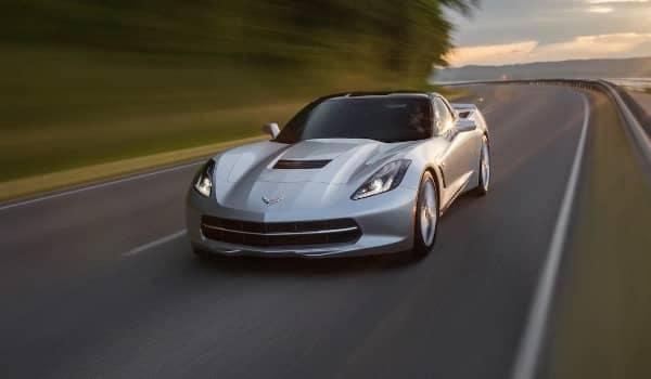 2018 Corvette Stingray