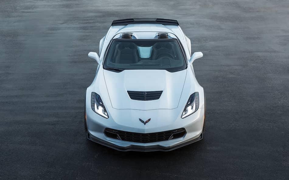 2019 Corvette Z06 convertible
