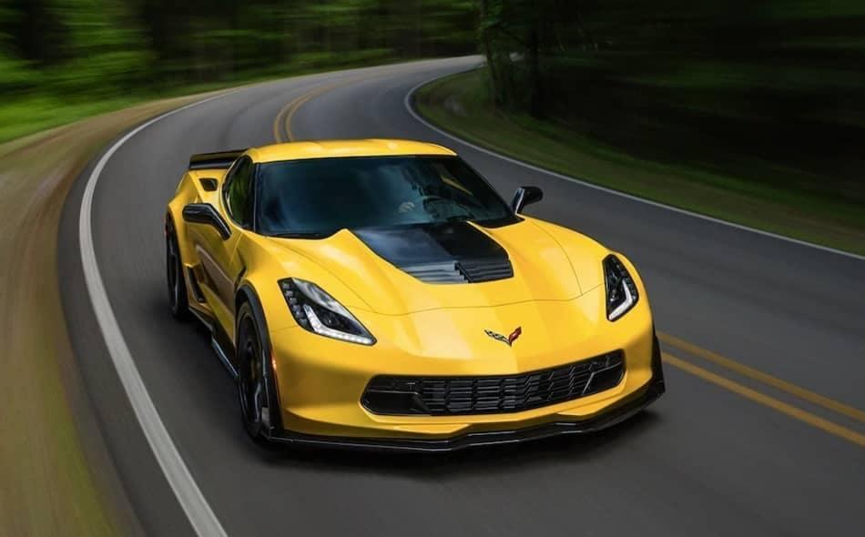 2019 Corvette Z06