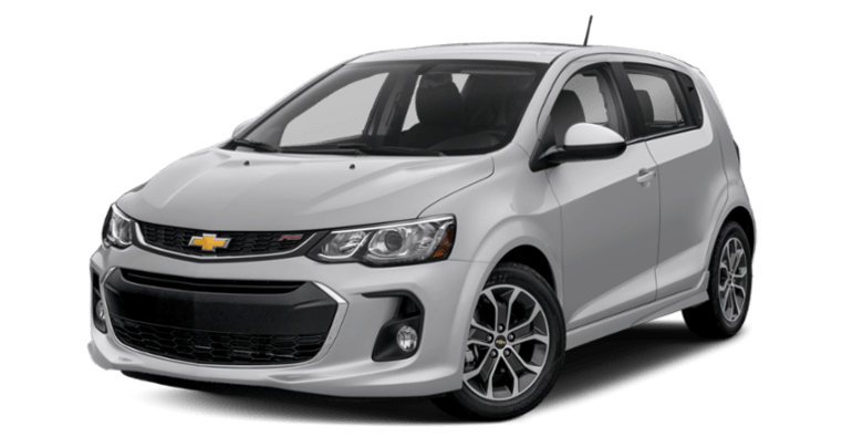 2019 Chevrolet Sonic HB