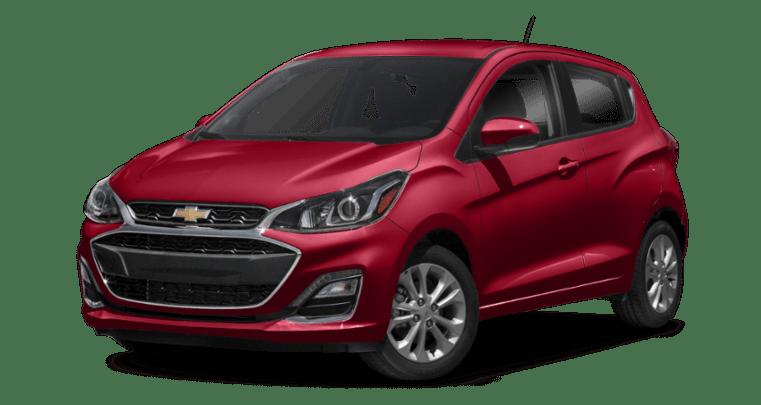 2019 Chevrolet Spark HB