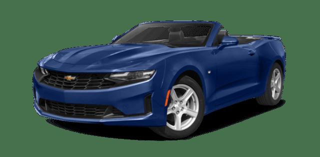 2019 Chevrolet Camaro SS Convertible
