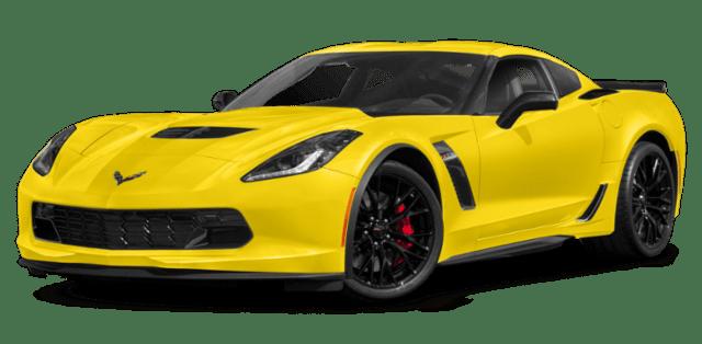 2019 Chevrolet Corvette Z06 Cpe