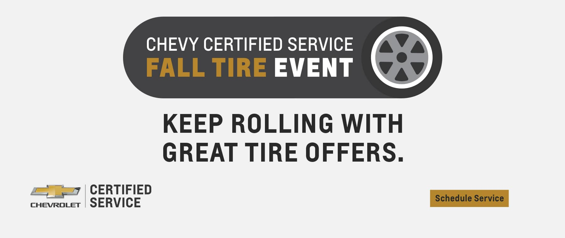 fall tire event