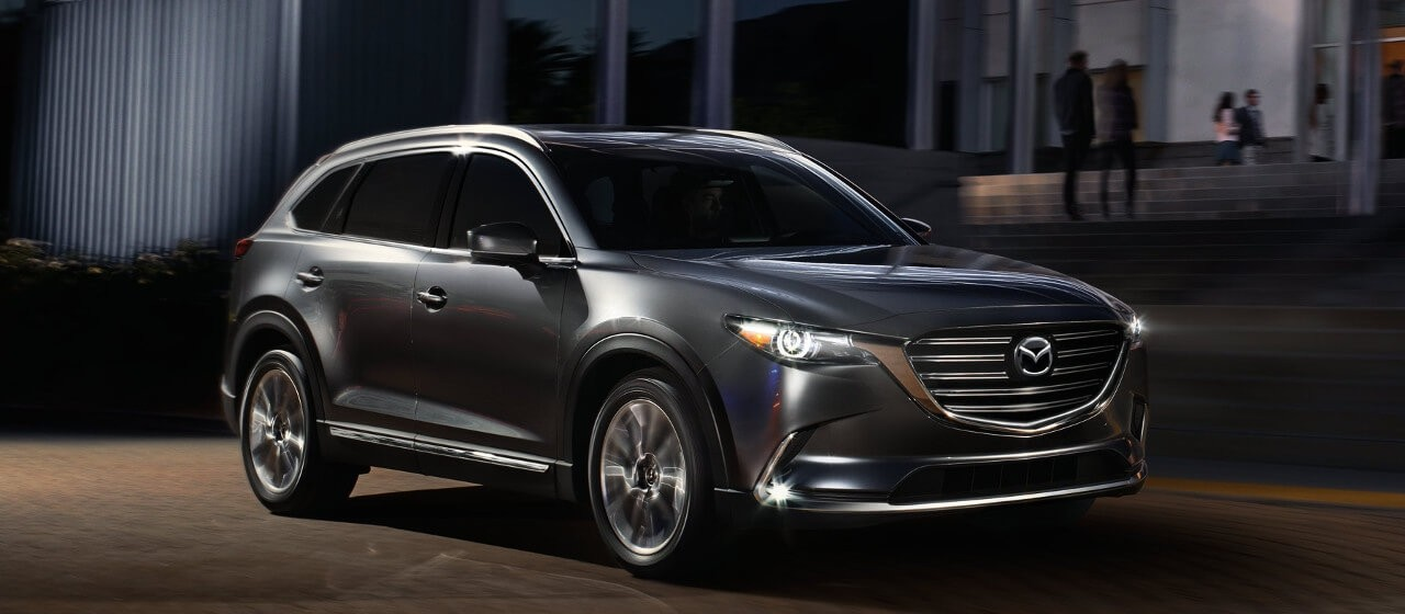 the mazda cx 9 trim levels deliver luxury for every driver. Black Bedroom Furniture Sets. Home Design Ideas