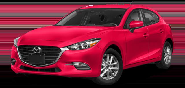 2018 Mazda3 comparison