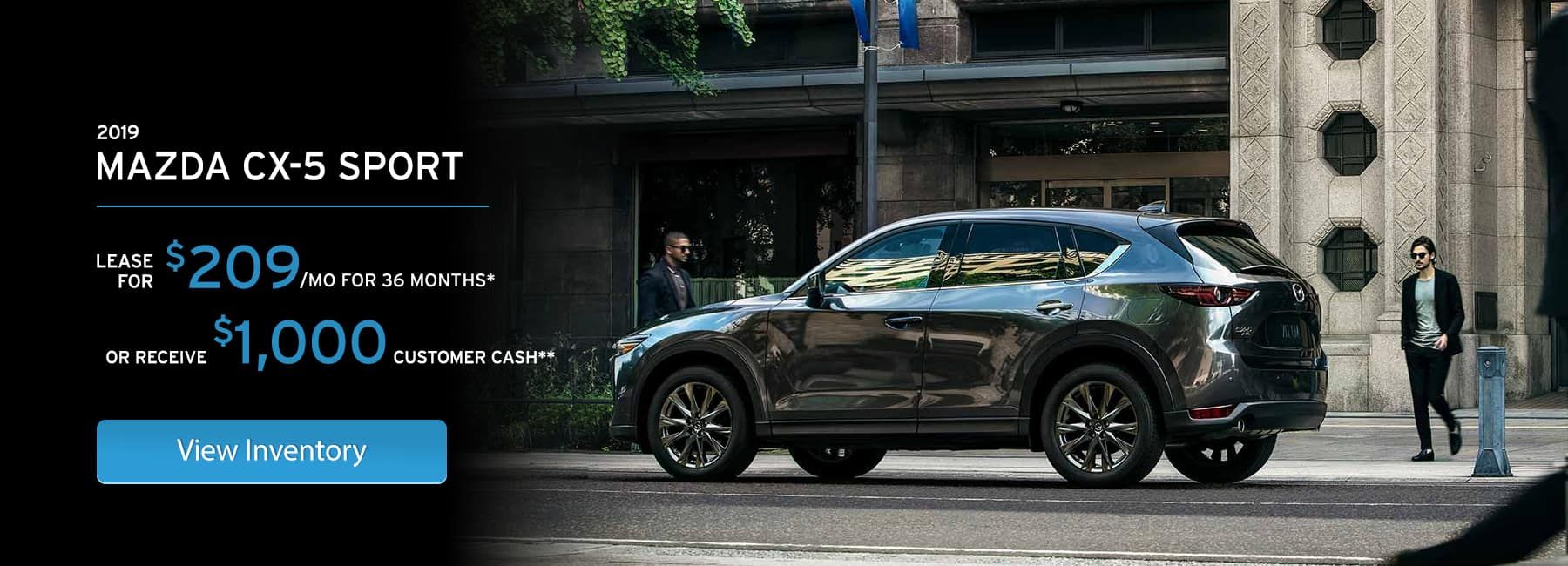 CX-5 Offer in Elgin