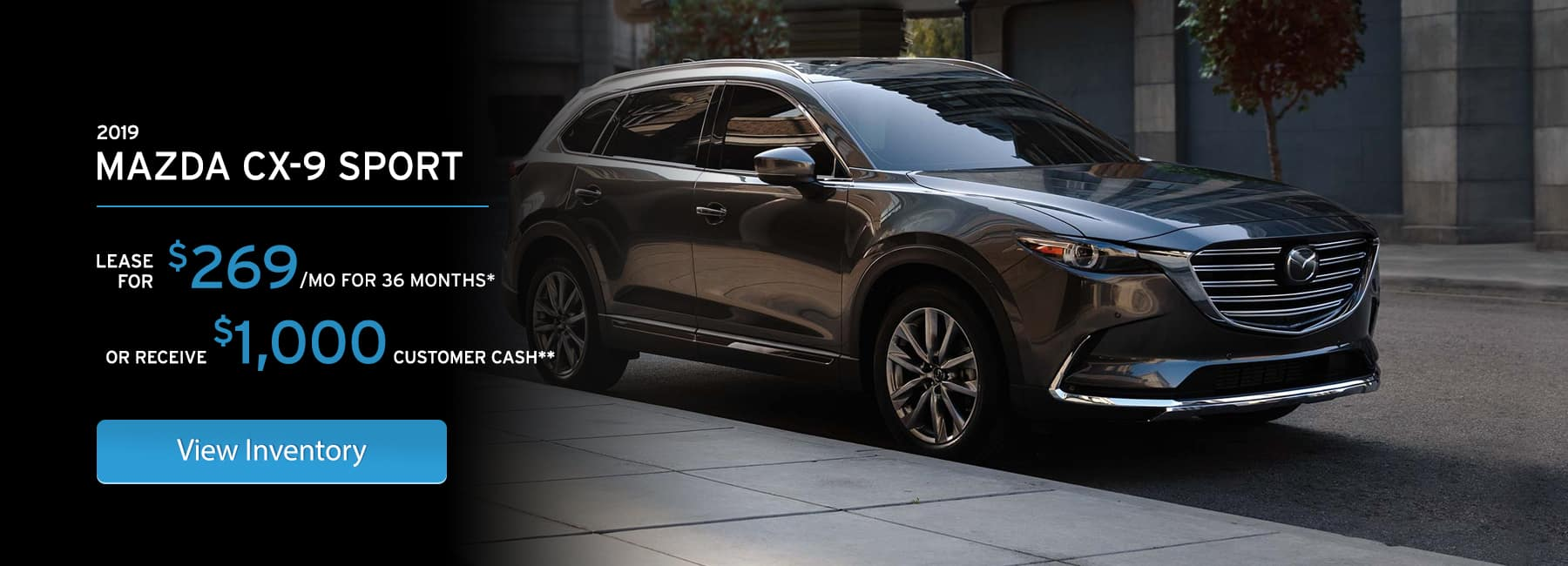 Mazda CX9 Offer Near Chicago