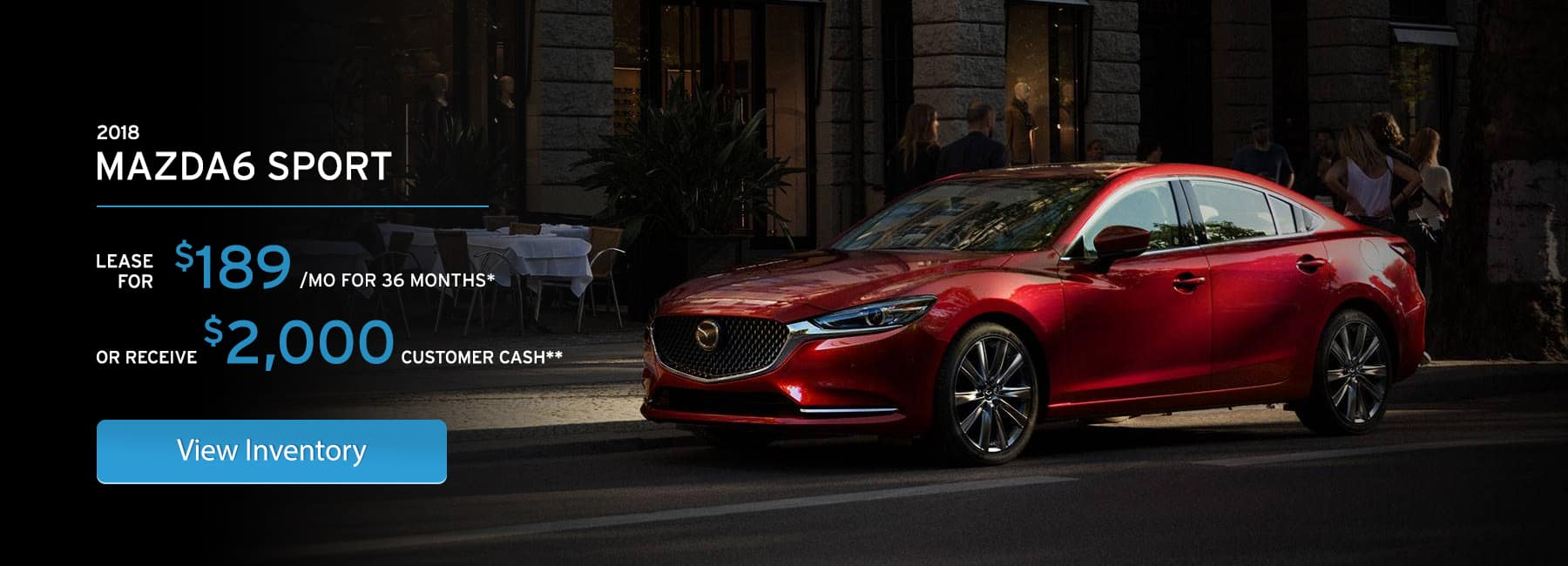 Mazda6 Offer in Elgin, Il