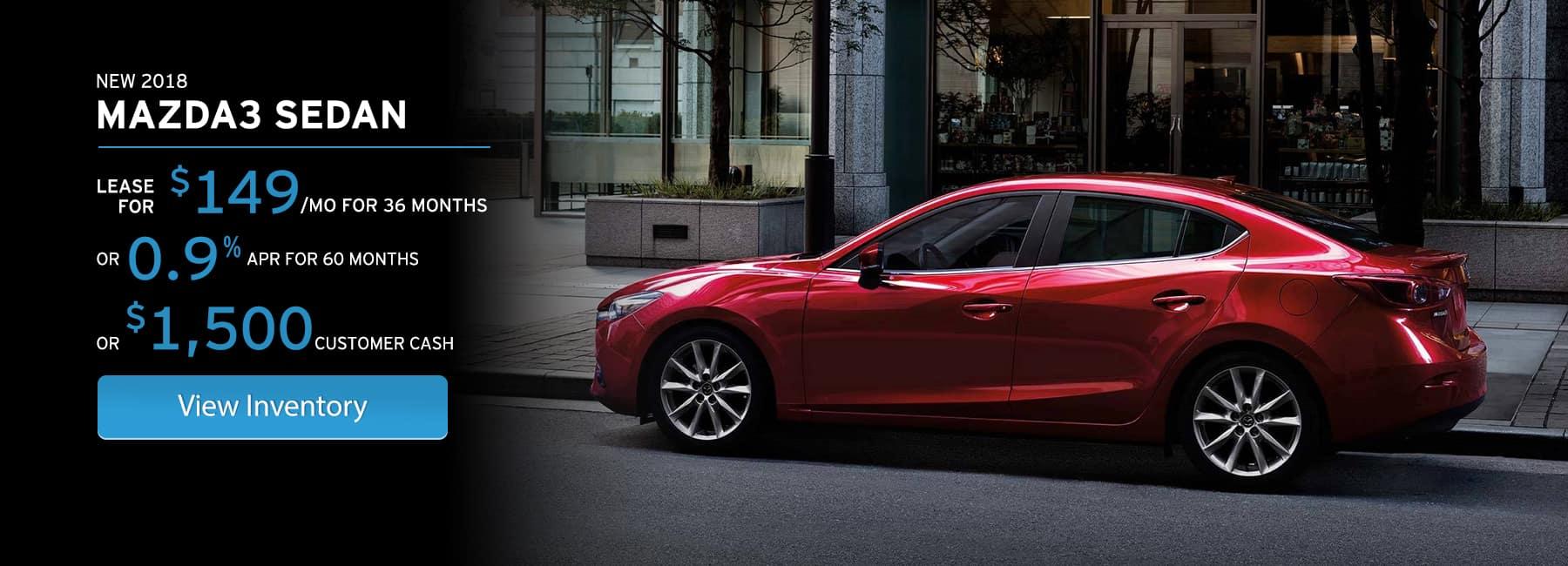 Mazda3 Discounts in Elgin