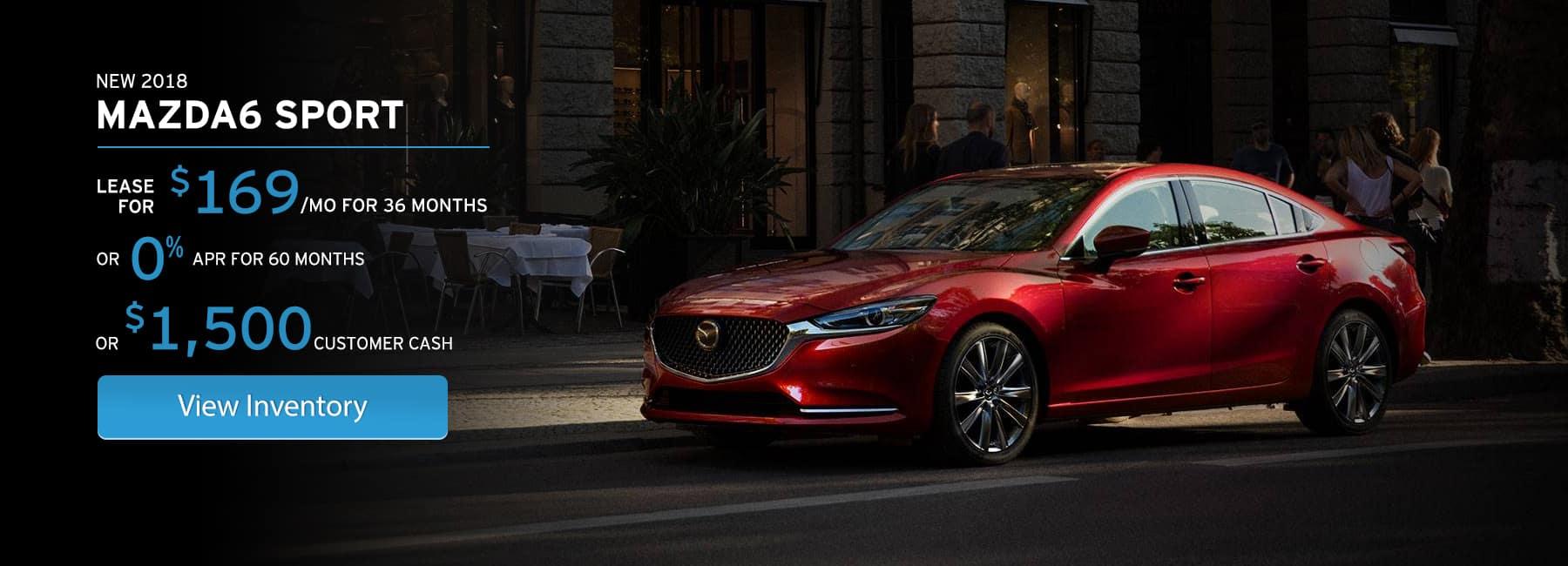 Mazda6 September Offers in Elgin