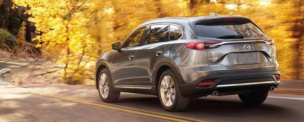 2018 Mazda CX-9 Safety